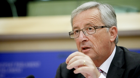 Juncker ny formand for EU-Kommissionen