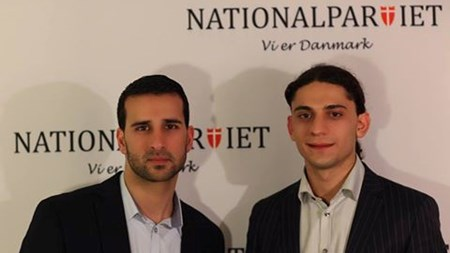 Yahya Hassan er folketingskandidat for Nationalpartiet.