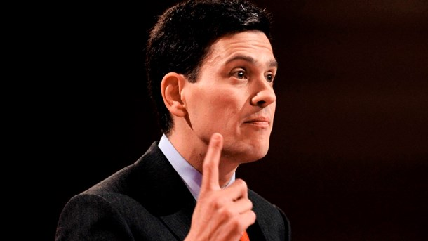 Altinget special: Lyt til Altingets interview med David Miliband