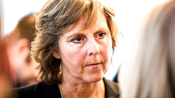 Connie Hedegaard lander medie-toppost