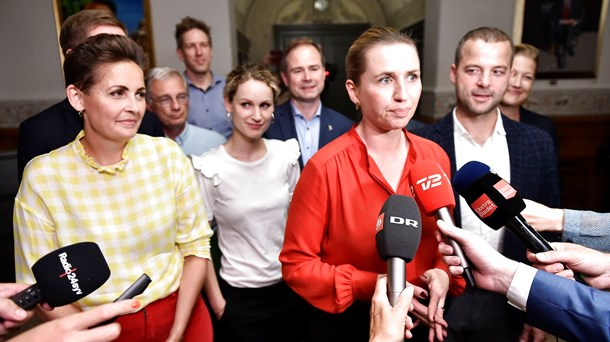 Ny regering vil droppe omprioriteringsbidraget og nationale test for de små