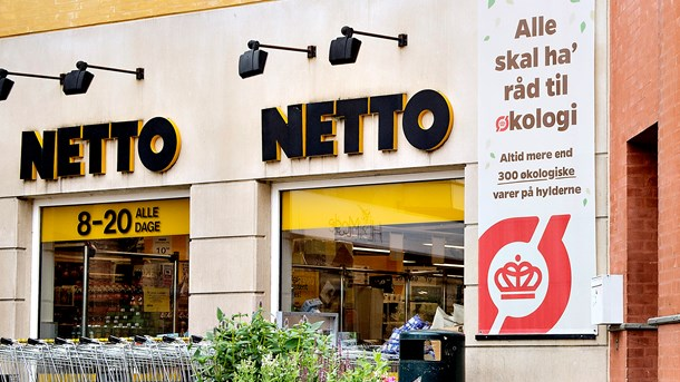 Netto siger: