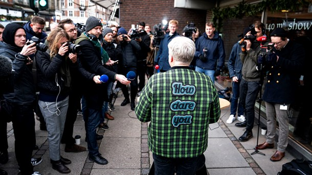 David Trads: Her er et offensivt bud på ny leder af Alternativet