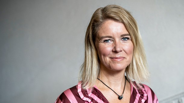 Pia Allerslev er ny landsformand for CP Danmark