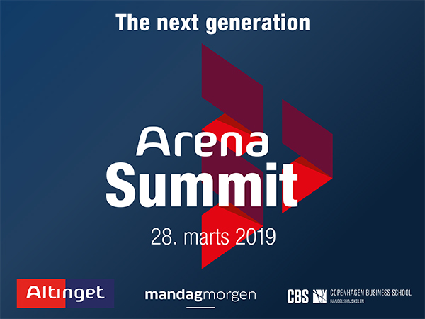 Arena Summit 2019